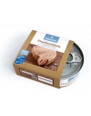 Followfish, Thunfischfilets in eigenem Saft, 185g Dose (130g)