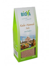 Biova, Kala Namak Salz, 200g Packung