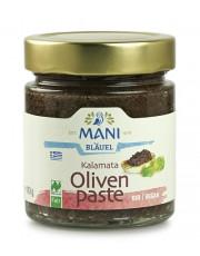Mani-Bläuel, Kalamata Oliven Paste, 180g Glas