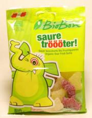 BioBon, Saure Tröööter, 100g Packung