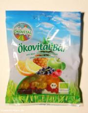 Ökovital, Bio-Ökovital-Bär, mit Bio Gelatine, glutenfrei, 100g Packung