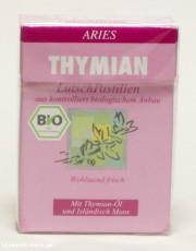 Aries, Thymian-Lutsch-Pastillen, 30g Packung