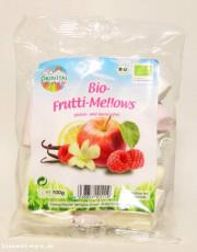 Ökovital, Bio-Frutti-Mellows, glutenfrei, 100g Packung