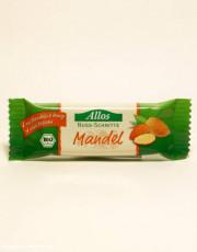 Allos, Nuss-Schnitte Mandel, 30g Stück