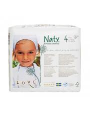 Naty, , Windeln Gr. 4, 7-18kg, 27 Stück Packung