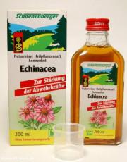 Schoenenberger, Echinacea-Saft, 200ml Flasche