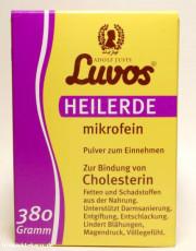 Luvos Heilerde, Heilerde mikrofein, 380g Packung