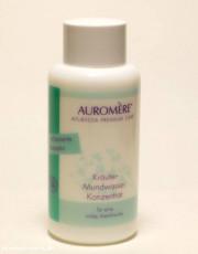 Apeiron, Auromère ayurvedisches Mundwasser, 100 ml Flasche