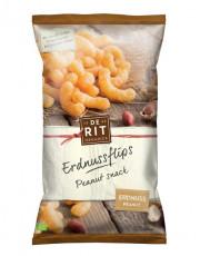 DeRit, Erdnussflips, 125 g Packung