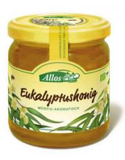 Allos, Eukalyptushonig, 500g Glas