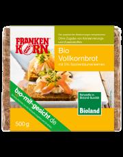 FrankenKorn, Vollkorn-Sonne, geschnitten, 500g Packung