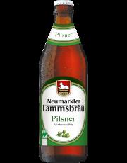 Neumarkter Lammsbräu, Pilsner, 0,5 l incl. 0,08 EUR Pfand, Flasche