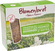 Blumenbrot, Buchweizen, 2x 75g Packung