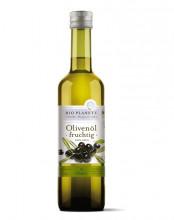 Bio Planète, Olivenöl fruchtig, 0,5l Flasche