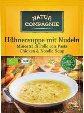 Natur Compagnie, Hühnersuppe, 40g Beutel