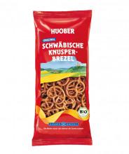 Huober Brezel, Schwäbische Knusperbrezel, 175g Packung