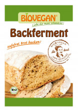 Biovegan, Backferment, 20g Packung