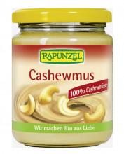 Rapunzel, Cashewmus, 250g Glas