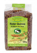 Rapunzel, Quinoa rot, 250g Packung