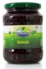 Marschland Naturkost, Rotkohl, 720ml Glas