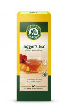 Lebensbaum, Jogger's Tea, 1,5g, 20Btl Packung