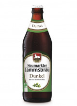 Neumarkter Lammsbräu, Dunkel, 0,5 l incl. 0,08 EUR Pfand, Flasche