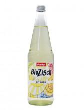 Voelkel, Bio Zisch Zitrone, 0,7l incl. 0,15 EUR Pfand, Flasche