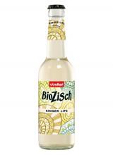 Voelkel, Bio Zisch Ginger, 0,33l incl. 0,08 EUR Pfand, Flasche