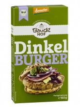 Bauckhof, Dinkel Burger, 160g Packung