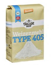 Bauckhof, Weizenmehl Type 405, demeter, 1kg Packung