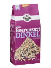 Bauck Hof, Dinkelmüzli - Beerenzart, demeter,  425g Packung