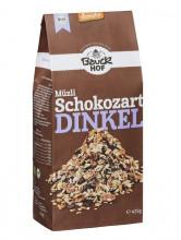 Bauck Hof, Dinkelmüzli - Schokozart, demeter,  425g Packung