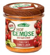 Allos, Hofgemüse Torsten`s Tomate-Lauch, 135g Glas