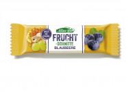 Allos, Fruchtschnitte-Blaubeere, 30g Stück