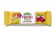 Allos, Fruchtschnitte-Cranberry, 30g Stück