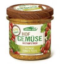 Allos, Hofgemüse Patricks Tomate Pesto, 135g Glas