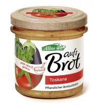 Allos, Auf's Brot Toskana, 140g Glas