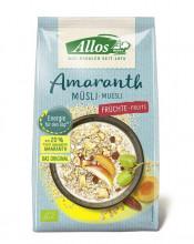 Allos, Amaranth Müsli Früchte, 375g Packung