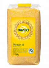 Davert, Maisgrieß-Polenta, 500g Packung