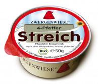 Zwergenwiese, 4-Pfeffer Streich, 50g Schale