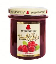 Zwergenwiese, FruchtGelee Himbeere, 195g Glas