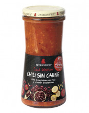 Zwergenwiese, Soul Kitchen - Chili sin Carne, 420g Glas