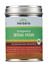 Herbaria, Wilde Hilde, Salatgewürz, 100g Dose