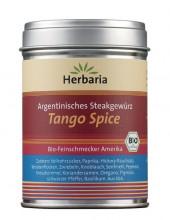 Herbaria, Tango Spice, Argentinisches Steakgewürz, 100g Dose