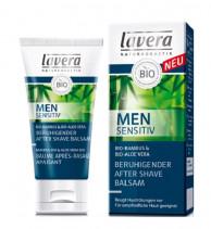 Lavera, Men Sensitiv, Beruhigender After Shave Balsam, 50ml Spender