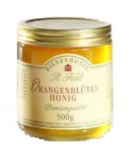 irf, Orangenblütenhonig, Premiumqualität, 500g Glas