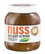 dennree, Nuss Nougat Creme, 750g Glas