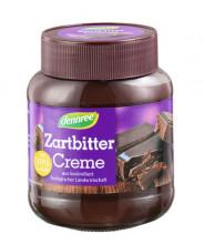 dennree, Zartbitter Creme, 400g Glas
