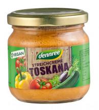 dennree, Streichcreme Toskana, 180g Glas