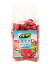 dennree, Erdbeeren, gefriergetrocknet, 35g Beutel